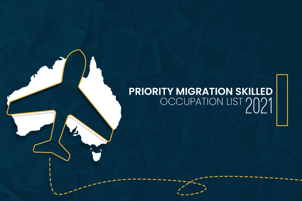 Priority Migration Skilled Occupation List 2021 | Yes People Education &  Visa Services
